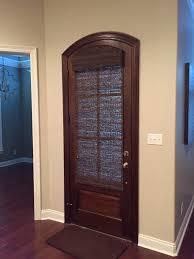 door shades front doors with windows