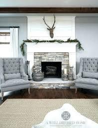 fireplace resurface astounding ideas refinish brick