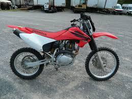 12 13 14 auction 2007 honda crf150f dirt bike 150cc youtube