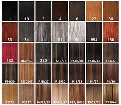 Vivica Fox Wig Color Chart Vivica Fox Wigs Wigs Forum