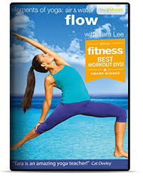 flow yoga elements of yoga dvd