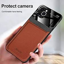 Keysion Shockproof Case for iPhone PU Leather ... - Amazon.com