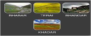 Image result for The Bhabar Plains