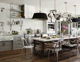 Industrial Kitchen French Industrial Country Kitchen