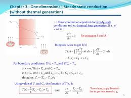 chapter 3 one dimensional steady state conduction without thermal