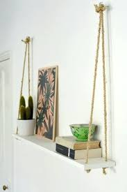command shelf hang floating shelves with command strips how to make hanging shelf the easy way