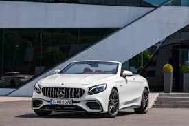 Facelifted 2018 Mercedes S-Class Coupé and Cabriolet bring styling ...