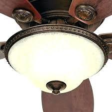 hunter fan replacement glass ceiling fan globes