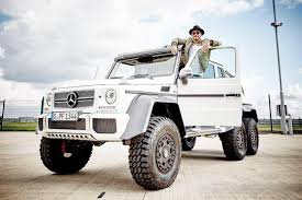 Its business is overcoming the challenges that the natural world and different weather conditions across the globe pose for its driver. Lewis Hamilton Shows Off His Mercedes Benz G 63 Amg 6x6 Mercedesblog