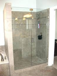 glass shower door installation cost glass shower doors back to the benefits of glass shower doors glass shower door installation cost