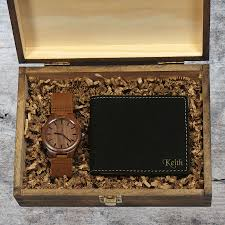 details about the clydesdale duo groomsman gift set in black and walnut engraved gifts for him