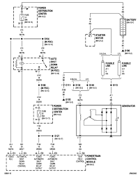 why does my battery light come on after replacing the alternator 1950 Chrysler Wiring at 2007 Chrysler Sebring Charging Wiring Schematic