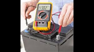 12v Battery Specific Gravity Chart Testing Battery Voltage And Specific Gravity