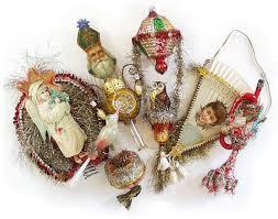 Dresden Star Ornaments