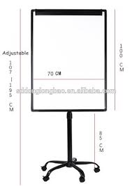 Hot Sale Mobile Flipchart Easel Stand With Extensions Arms For Teaching Or Training Buy Flipchart With Extensions Arms Mobile Flipchart Flipchart