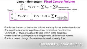 360 extra credit linear momentum equation