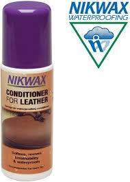 nikwax leather conditioner