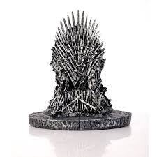 The Iron Throne <b>Game of Thrones</b> Statue Resin Moderne Home ...
