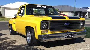 1973 - C10 - FACTORY 454 BIG BLOCK - FOR SALE AUSTRALIA - YouTube