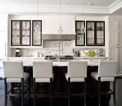 White Kitchen Dark Wood Floors Houzz White Kitchens Kitchen Transitional With Dark Wood Floor