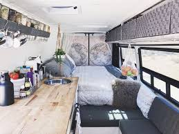 Van Conversion Interior Design 17 Interior Design Ideas For Camper Van Small Camper Vans