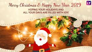 Online Christmas Messages Merry Christmas 2018 Gif Messages Happy Holidays Greetings Xmas