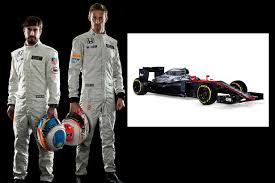 f1 new car releaseMcLaren launch 2015 F1 charger as they look to Honda power to