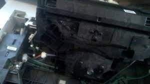 Hp laserjet 5100 ошибка принтера 52.0 - YouTube
