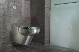 commercial contour toilet