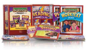 K5 Beginnings With Phonics Elementary Resources Bju Press