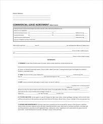 10+ Lease Agreement Samples, Templates, Examples | Sample Templates