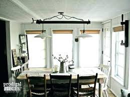 rustic industrial chandelier industrial dining room lighting chic er beautiful rustic ers table farmhouse huge rustic
