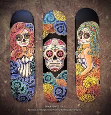 Artist Designed Skateboards Daily Inspiration 1282 Skateboard Art Skate Art