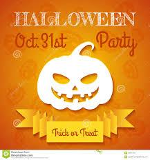 halloween party flyer template stock vector image  halloween party flyer template