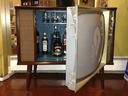Secret Liquor Cabinet Vintage Tv Hidden Cocktail Bar Liquor Cabinet Love This Cases
