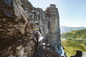 The leap in difficulty from the hornli route on the matterhorn to the mittellegi on the eiger is not just one of technicality but also commitment. The Rotstock Via Ferrata At Eiger Grindelwald Journey Era