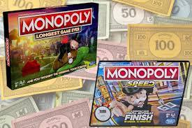Hasbro releases nightmarish '<b>longer</b>' <b>version of</b> Monopoly