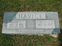 Effie Rhodes Havice (1915-2015) - Find A Grave Memorial