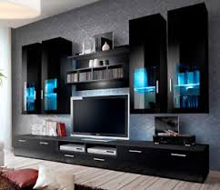 65 tv entertainment center. Simple Center Image Is Loading Presto5blackmodernentertainmentcenterfor65 In 65 Tv Entertainment Center S