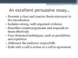 persuasive writing general info ppt video online  an excellent persuasive essay