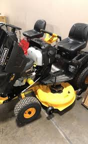 Craftsman Tractor (price Non Negotiable) Sears Outlet San Leandro For Sale  In Oakland,