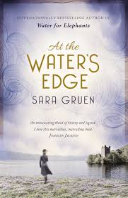 at the water s edge hb cover