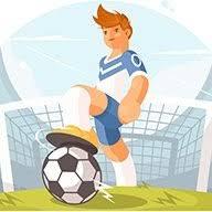 Resultado de imagen de futbol 8 dibujo