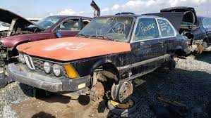 Junkyard Find 1977 Bmw 320i The Truth About Cars