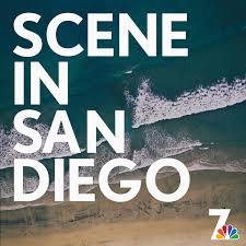 Scene in San Diego