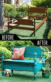 cheap homemade furniture ideas. DIY Furniture Hacks | Bed Turned Into Bench Cool Ideas For Creative Do It Yourself Cheap Homemade H