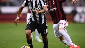 Diretta Milan-Juventus in streaming e in tv: il match di ...