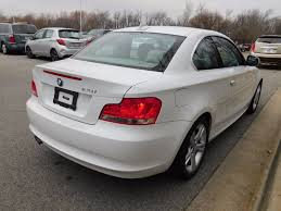 2013 Used BMW 1 Series 128i at Chevrolet of Fayetteville Serving ...