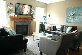 arrangement for small living room arrangements with fireplace awesome arranging furniture configurations sectional par