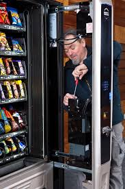 Vending Machine Technician Delectable Vending Machine Repairs And Maintenance Ratio Vending